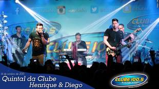 Foto Quintal da Clube com Henrique & Diego 73