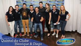 Foto Quintal da Clube com Henrique & Diego 75