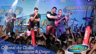 Foto Quintal da Clube com Henrique & Diego 76