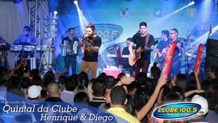 Foto Quintal da Clube com Henrique & Diego 78