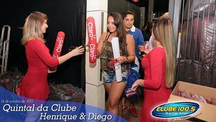 Foto Quintal da Clube com Henrique & Diego 79