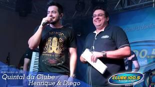 Foto Quintal da Clube com Henrique & Diego 81