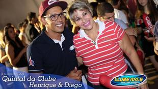 Foto Quintal da Clube com Henrique & Diego 84