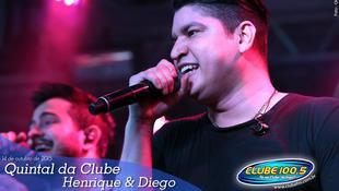 Foto Quintal da Clube com Henrique & Diego 86