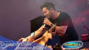 Foto Quintal da Clube com Henrique & Diego 89