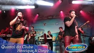 Foto Quintal da Clube com Henrique & Diego 93