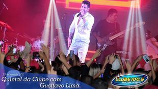 Foto Quintal da Clube com Gusttavo Lima 1