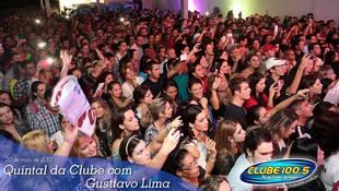Foto Quintal da Clube com Gusttavo Lima 5