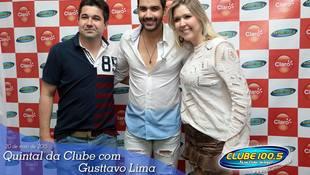 Foto Quintal da Clube com Gusttavo Lima 6