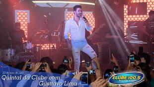 Foto Quintal da Clube com Gusttavo Lima 10