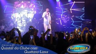 Foto Quintal da Clube com Gusttavo Lima 14