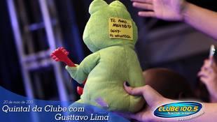 Foto Quintal da Clube com Gusttavo Lima 16