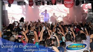 Foto Quintal da Clube com Gusttavo Lima 18