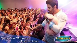 Foto Quintal da Clube com Gusttavo Lima 24