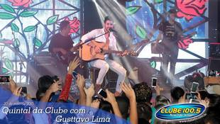 Foto Quintal da Clube com Gusttavo Lima 26