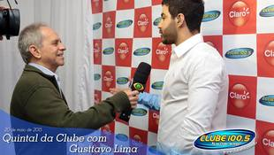 Foto Quintal da Clube com Gusttavo Lima 28
