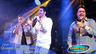 Foto Quintal da Clube com Gusttavo Lima 29