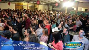 Foto Quintal da Clube com Gusttavo Lima 31