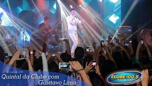 Foto Quintal da Clube com Gusttavo Lima 34