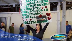 Foto Quintal da Clube com Gusttavo Lima 37