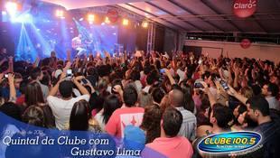 Foto Quintal da Clube com Gusttavo Lima 44