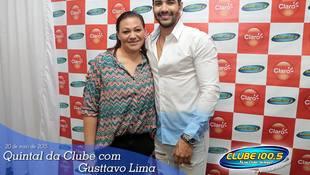 Foto Quintal da Clube com Gusttavo Lima 52
