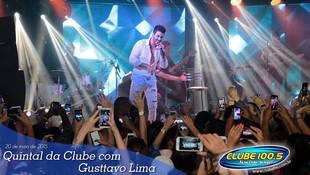 Foto Quintal da Clube com Gusttavo Lima 56