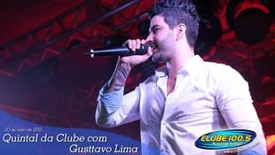 Foto Quintal da Clube com Gusttavo Lima 62