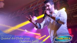 Foto Quintal da Clube com Gusttavo Lima 68