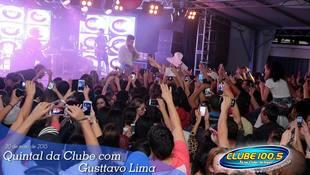 Foto Quintal da Clube com Gusttavo Lima 82