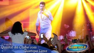 Foto Quintal da Clube com Gusttavo Lima 85