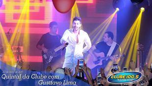 Foto Quintal da Clube com Gusttavo Lima 86
