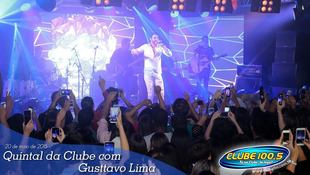 Foto Quintal da Clube com Gusttavo Lima 88