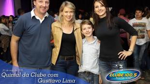 Foto Quintal da Clube com Gusttavo Lima 95