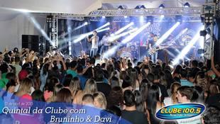 Foto Quintal da Clube com Gusttavo Lima 100