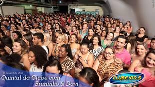 Foto Quintal da Clube com Bruninho & Davi 4