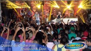 Foto Quintal da Clube com Bruninho & Davi 7