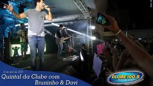 Foto Quintal da Clube com Gusttavo Lima 107