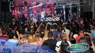 Foto Quintal da Clube com Bruninho & Davi 12