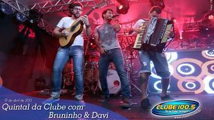 Foto Quintal da Clube com Bruninho & Davi 11