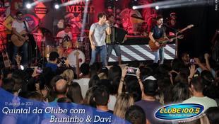 Foto Quintal da Clube com Gusttavo Lima 111