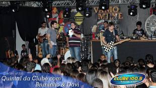 Foto Quintal da Clube com Bruninho & Davi 15
