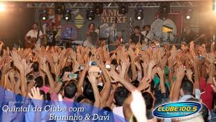 Foto Quintal da Clube com Bruninho & Davi 16