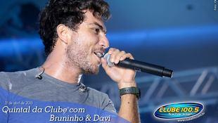 Foto Quintal da Clube com Bruninho & Davi 18