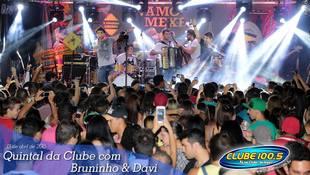Foto Quintal da Clube com Bruninho & Davi 20