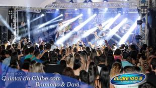 Foto Quintal da Clube com Bruninho & Davi 21