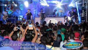Foto Quintal da Clube com Bruninho & Davi 23