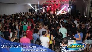 Foto Quintal da Clube com Bruninho & Davi 24