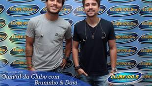 Foto Quintal da Clube com Bruninho & Davi 26