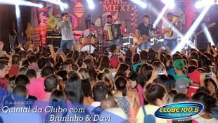 Foto Quintal da Clube com Bruninho & Davi 27